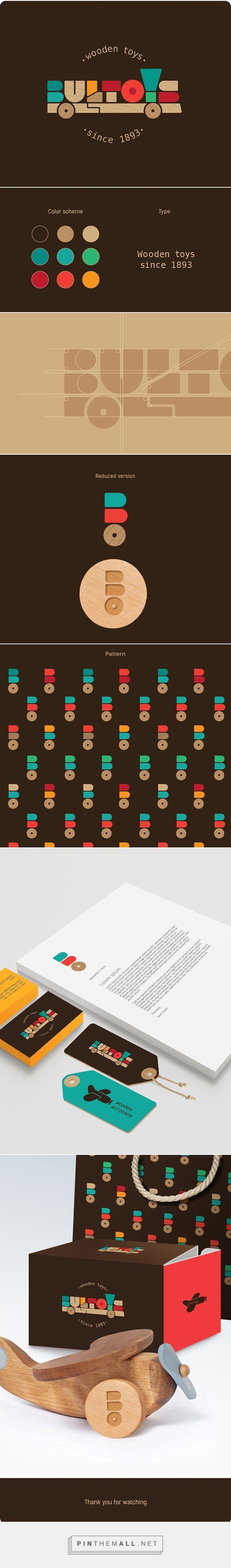 BulToys Branding by Boyko Taskov on Behance   Fivestar Branding – Design and Branding Agency & Inspiration Gallery