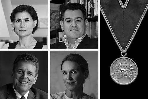 Raic Names Four International Honorary Fellows For 2021 In 2021 Dog Tag Necklace Names Chain Necklace
