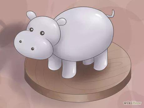 Bildtitel Make Cold Porcelain Step 17