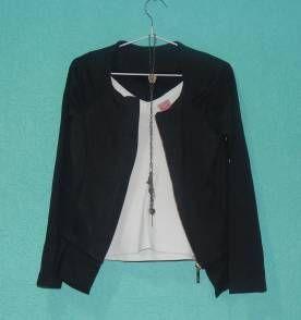 casaquinho preto