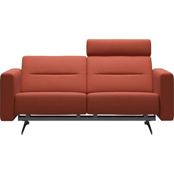 Stressless 2 Sitzer Stella Mit Zwischennaht Im Rucken Armlehnen S2 Fuss Chrom Breite 185 Cm In 2020 2er Sofa Modul Sofa 3 Sitzer Sofa