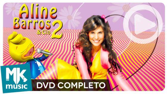 Baixar dvd completo aline barros 3