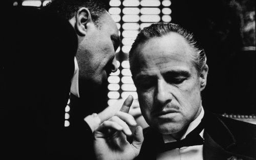 The Godfather - Francis Ford Coppola
