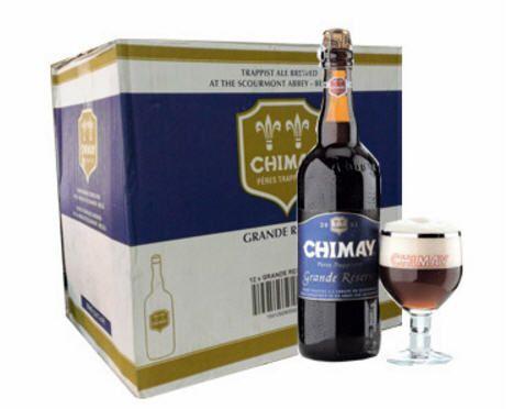 Bia Chimay Xanh 9% - Chai 750ml - Bia Nhập Khẩu