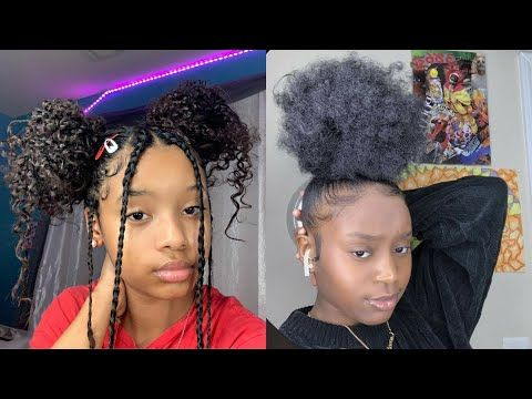 677 Cute Natural Curly Hairstyles Youtube In 2020 Hair Styles Curly Hair Styles Naturally Curly Girl Hairstyles