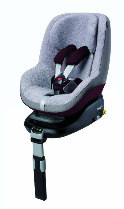 Bébé Confort Pearl - Funda de verano para la silla de coche Bébé Confort Pearl, color gris #Bebé #funda