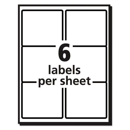 Avery Label Template 8164 Fresh Ave5264 Avery Shipping Labels With Trueblock Technology Zuma Label Templates Printable Label Templates Avery Label Templates