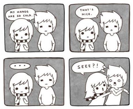 Totally always do this