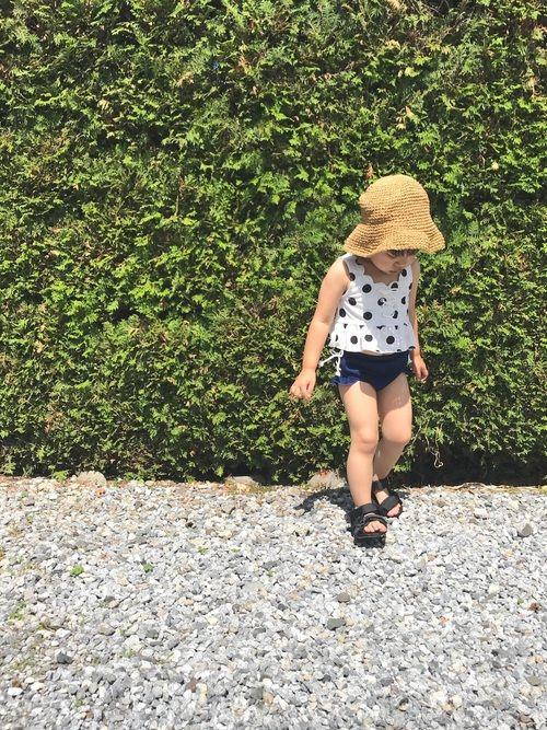 sar petit mainの水着を使ったコーディネート wear タンキニ ファッション 水着