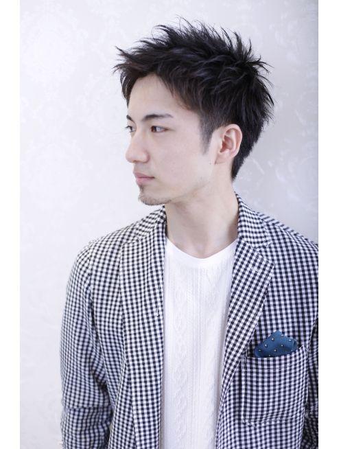 Forte 銀座 ビジネスショートヘア デキル男のモテ髪 L001775915