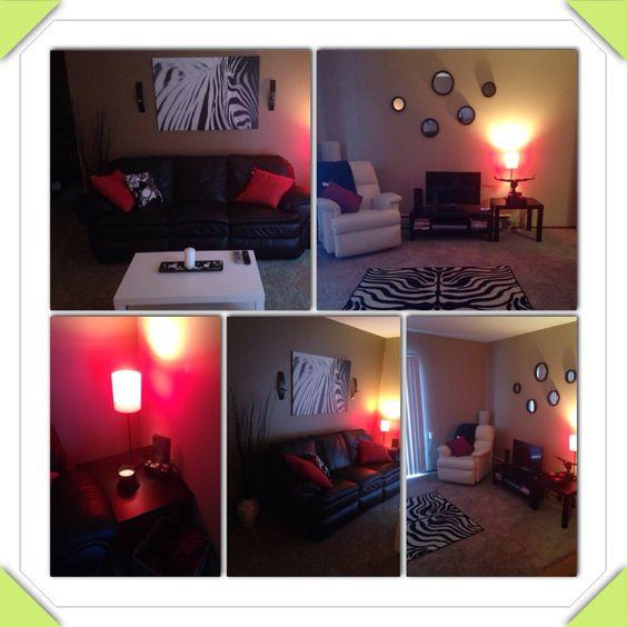 Decorating ideas! My new apartment