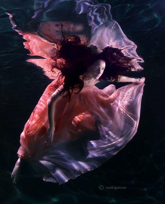 Underwater movement