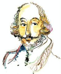 Amazon.com: William Shakespeare: Books, Biography, Blog, Audiobooks, Kindle     William Shakespeare was born in Stratford-upon-Avon in April 1564, and his birth is traditionally celebrated on April 23. The facts of his life, known from surviving documents, are sparse. He was one of eight children born to John Shakespeare, a merchant of some standing in his community. William probably went to the King's New School in Stratford, but he had no university education.