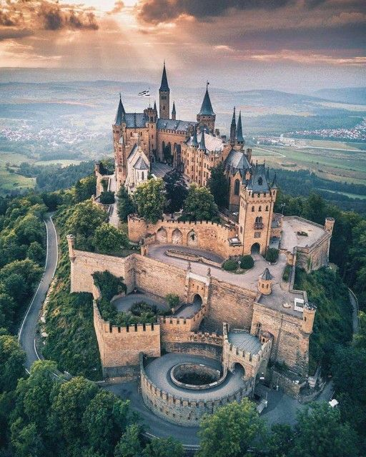 Burg Hohenzollern In Germany In 2020 Hohenzollern Castle Travel Destinations Affordable Castle