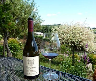 Bergstrom Winery Tasting Menu WIne Tour, WIllamette Valley Oregon (Jennifer Miner)