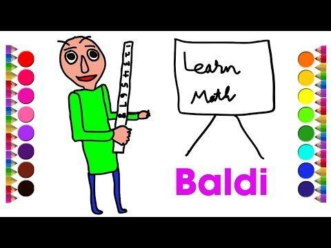 Baldi S Basics Drawing Baldi S Basics In Education And Learning
