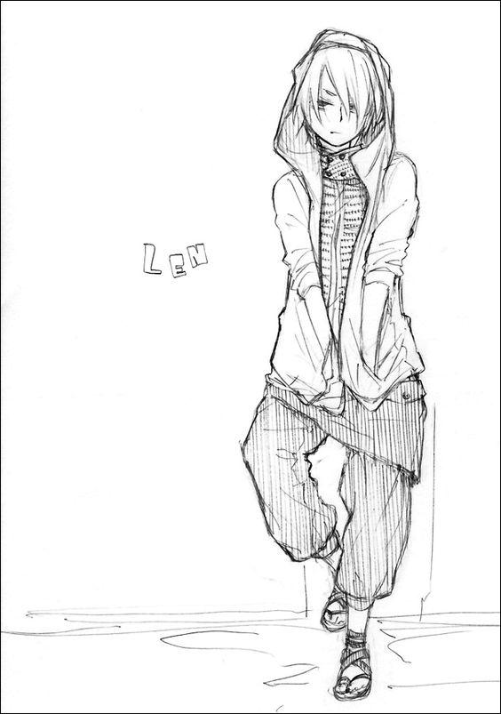 Vokaloid - Len