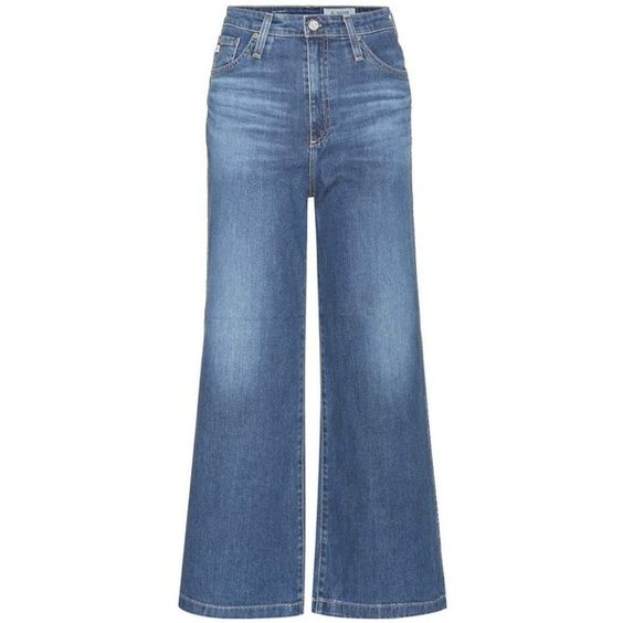 Ag jeans, Wide legs and Wide leg jeans on Pinterest