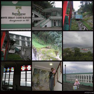 Viajando de Cocó : MONTE SERRAT - Uma Viagem ao Passado