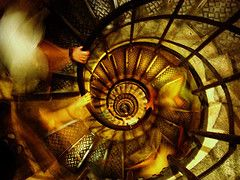 Steampunk Stair