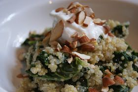Pie: One Pot Kale and Quinoa Pilaf | Healthy Eats | Pinterest | Quinoa ...