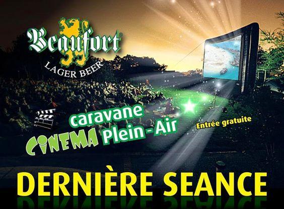 Caravane Beaufort Cinéma Plein-Air : La dernière séance !