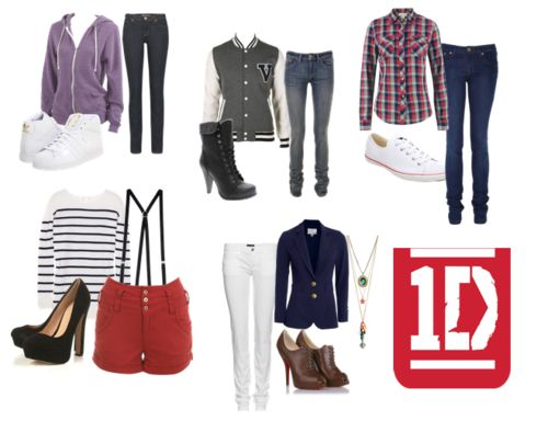 One direction outfits for girls :D