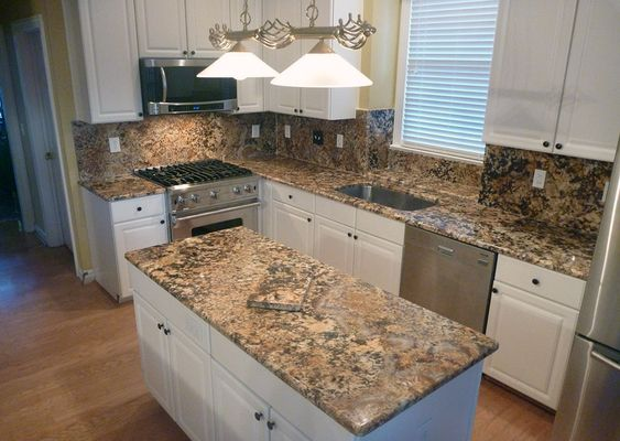 Delicatus Granite A Unique And Bold Counter Top Choice