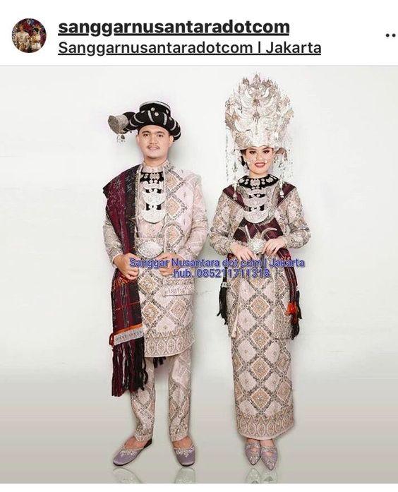 Baju Adat Daerah Indonesia