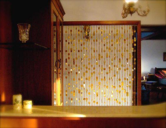 Curtains Ideas bead curtain room divider : bead curtain as a room divider | Living Room | Pinterest | Bead ...
