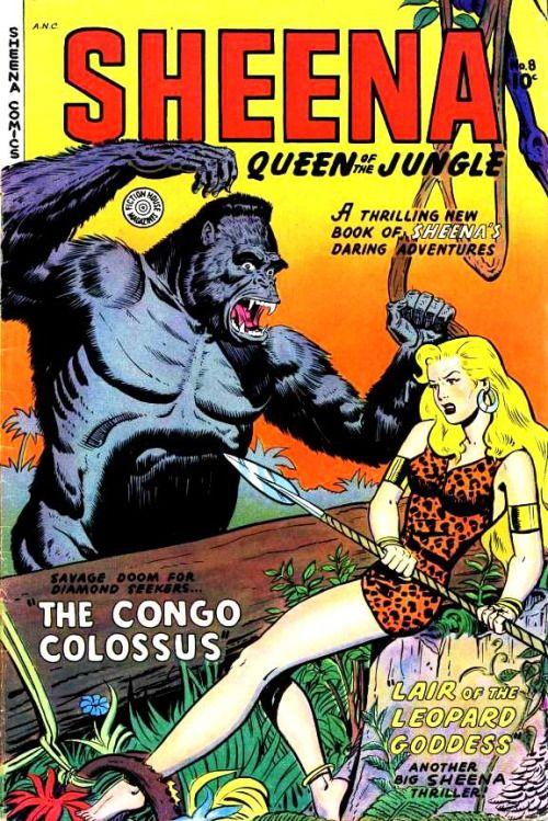 Sheena Queen of the Jungle (1950)