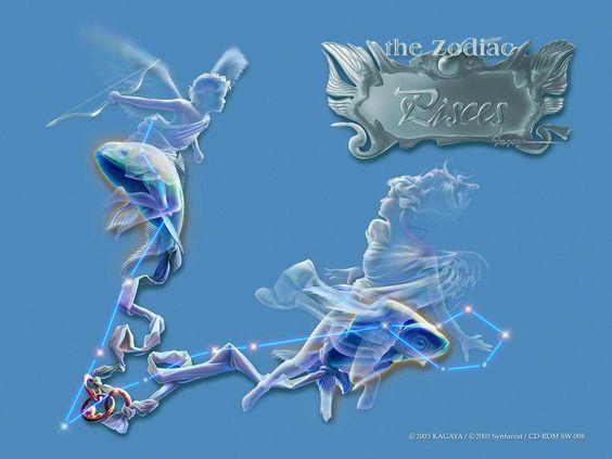 Pisces zodiac horoscope free desktop background, peelsmaerd, roy wilson,