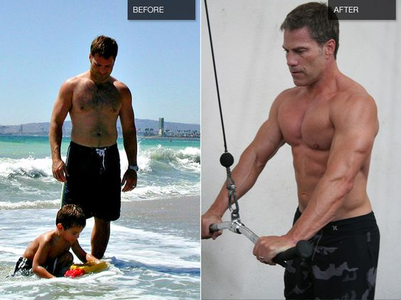 Lifting Weight to Feel 20 Years Younger: A Body Transformation Story