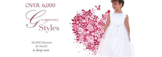 #Cheap_flower_girl_dress Affordable the best flower girl dresses