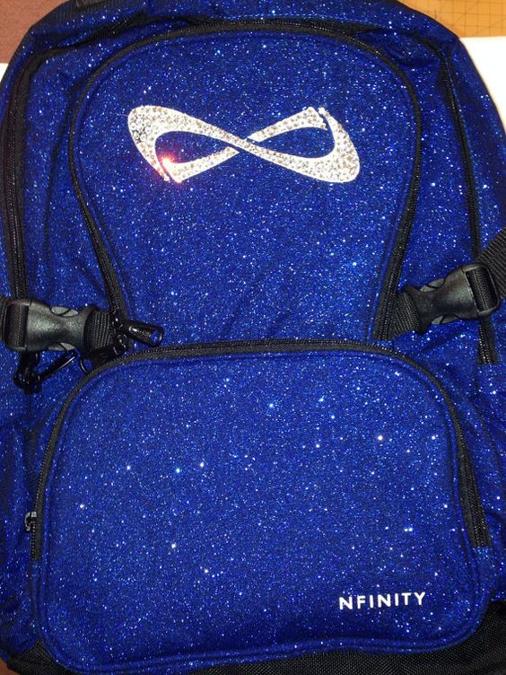 nfinity cheer backpack glitter - Google Search