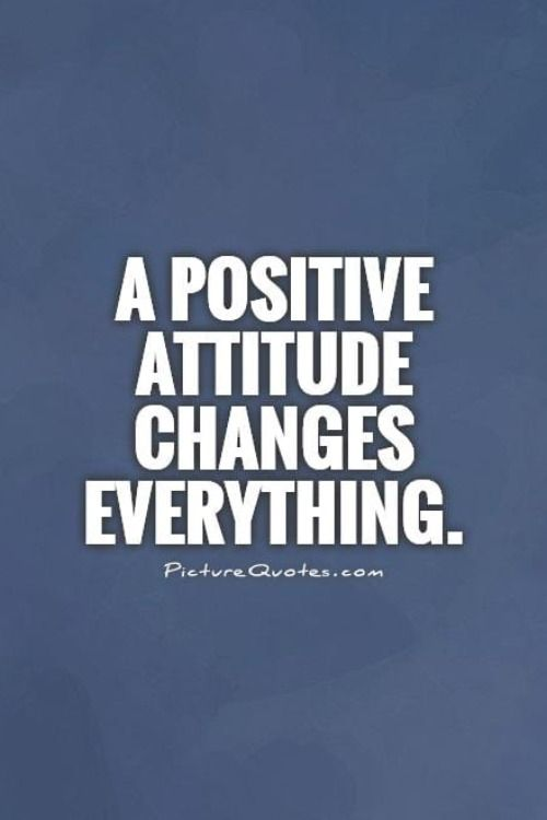 5 Tips To Building A Positive