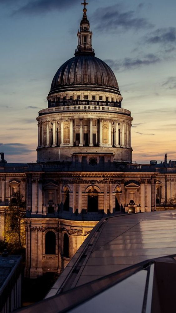 St Paul's Cathedral, London, UK | 1800s | Pinterest ...