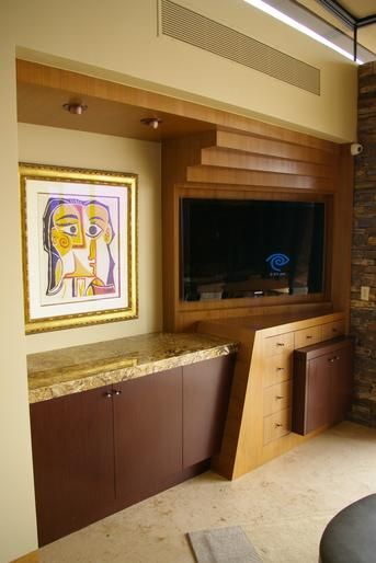 Spectrum Custom Design - Custom Cabinetry, Media Centers, Home Offices, Specialty Furniture and more!