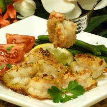 Baked Shrimp Scampi Recipe: Seafood Recipes, Baked Shrimp Scampi, Sea Food, Shrimp Scampi Recipes, Recipes Seafood, Main Dishes, Shrimp Recipes, Garlic Seafood, Dinner Tonight