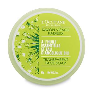 Angelica Face Soap