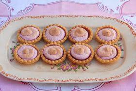 Pink Piccadilly Pastries: Vintage Recipe: Jam Marguerites