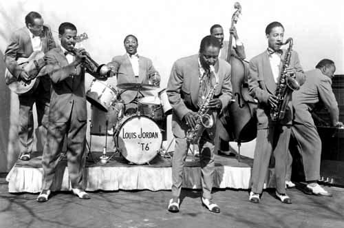 Louis Jordan and His Tympany Six