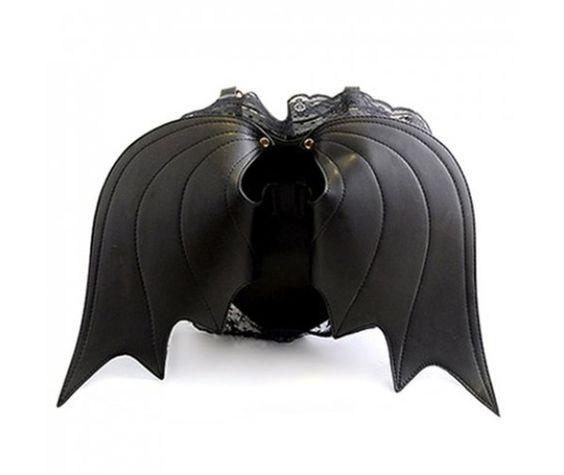 Bat backpack purses and handbags 2