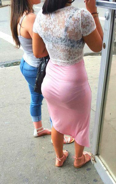 Culo Y Bragas Visible Panty And Bra Lines Vpl El Toro