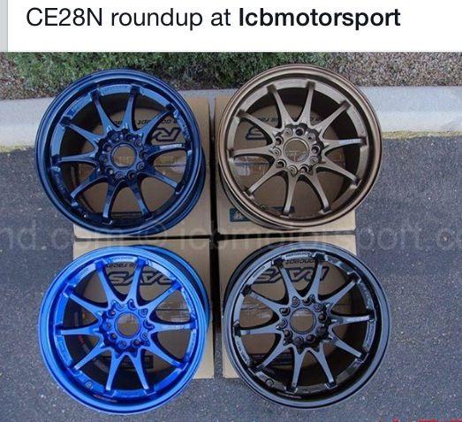 Like the dark blue ones for my Honda.