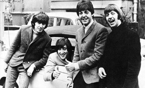 Test drivers: Fab, Beatles