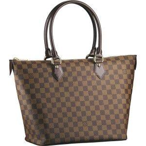 Louis Vuitton Saleya MM N51188 Brown
