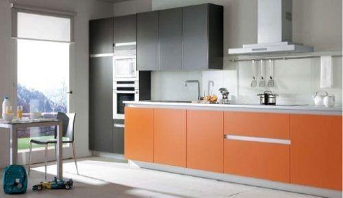 Cocinas LIneales Modernas