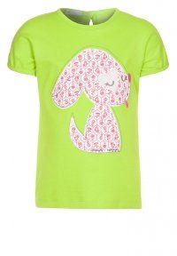 Benetton - T-Shirt print - hellgrün
