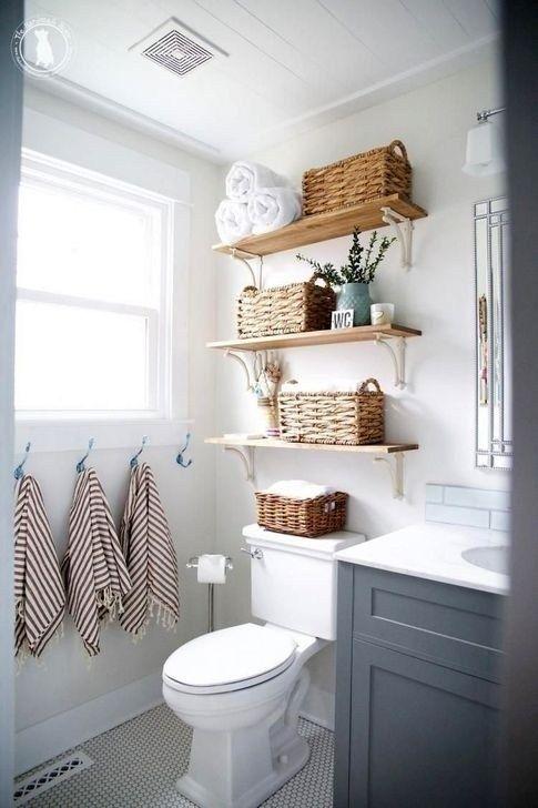 50 Easy Diy Bathroom Remodel Ideas On A Budget Small Bathroom Decor Bathroom Design Small Diy Bathroom Remodel